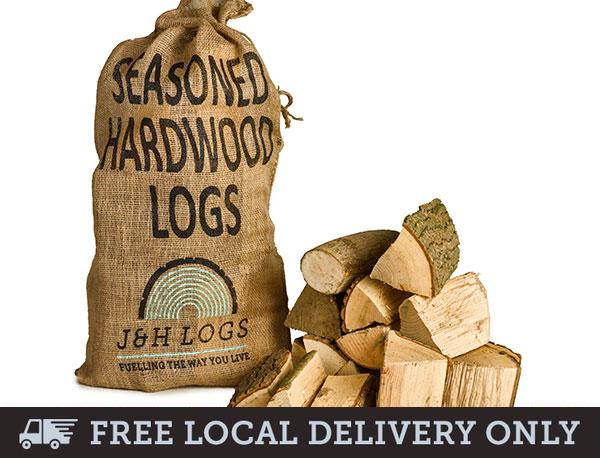 Dulwich Fires now sells hardwood logs